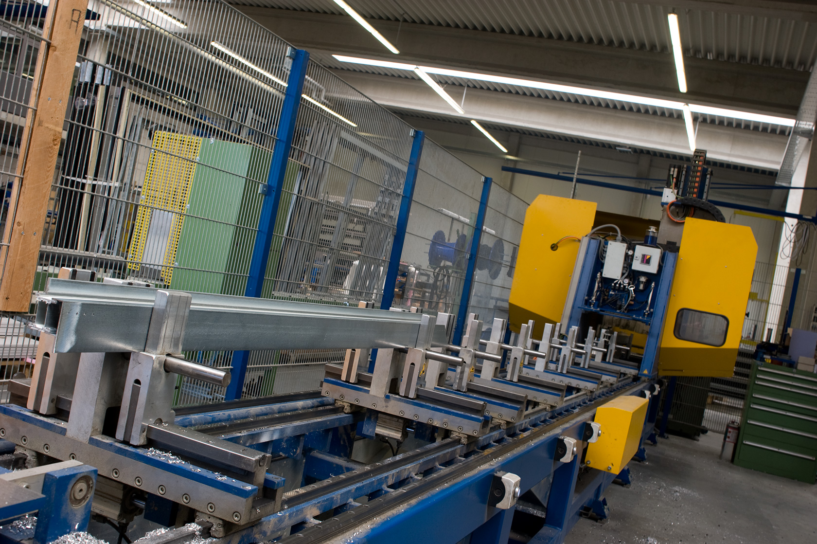 Harrer Metallbau - Produktion6